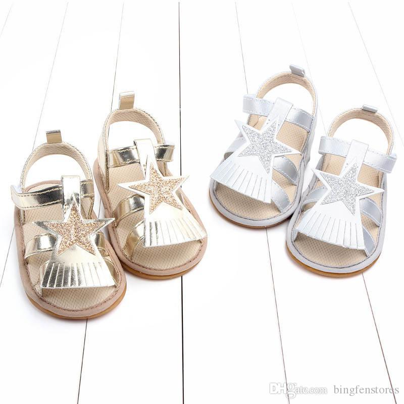 0-1t baby shoes sequin toddler shoes baby girl shoes baby Sandals Moccasins Soft First Walker Shoe Newborn Sandals Infant Sandals