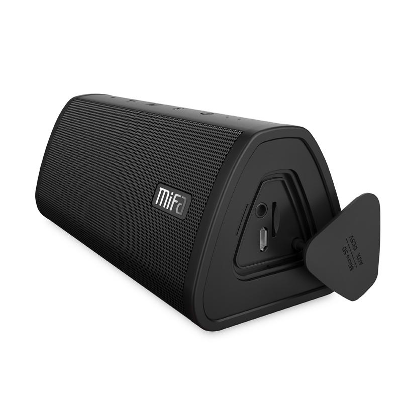 Mifa A10 Bluetooth Speaker Wireless Portable Stereo Sound Big Power 10w System Mp3 Music Audio Aux With Mic For Android Iphone C19041601