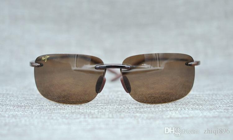 9a00918eb2 Brand Maui Jim MJ 526 Sunglasses Polarized Lens Sun Glasses ...