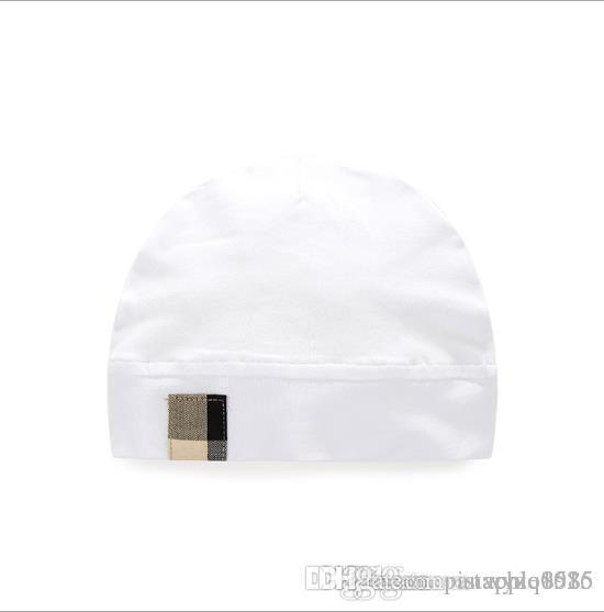 8b6702dbee5453 2019 Bestselling 2018 New High Quality Baby Hats Fashionable Cotton  Children Outgoing Hat 20.5 20.5CM From Anapple0925, $7.43 | DHgate.Com
