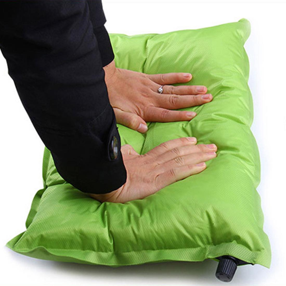 acheter 2016 nouveau air coussin camping gonflable blow up coussin