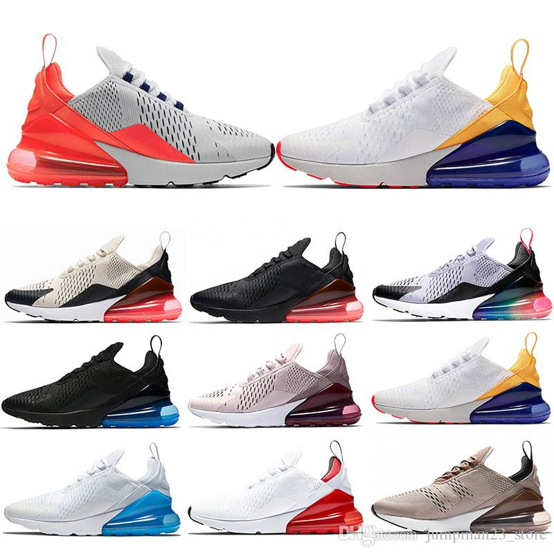 2019 Ultramarine Philippines 270 Running Shoes For Men Women Sports Sneakers  Triple Black White University Red Breathable Mens Trainers Run Shoe From ... f2e8ad45d0
