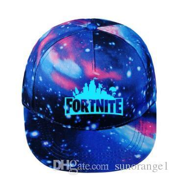 Acquista Fortezza Notte Fortnite Hat Flat Lungo Cappellino Da Baseball Caps  Night Light Stars Cap Europa E America A  3.92 Dal Sunorange1  337b27c3921