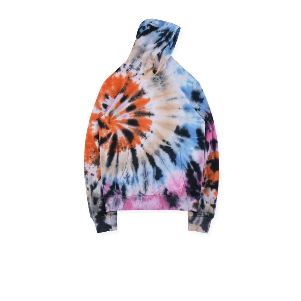 19FW Astroworld X DSM NY Screamer Tie-dyed Sweater Hoodies High Quality Hip Hop Fashion Cotton Women Men's Designer Sweatshirt HFKYWY007