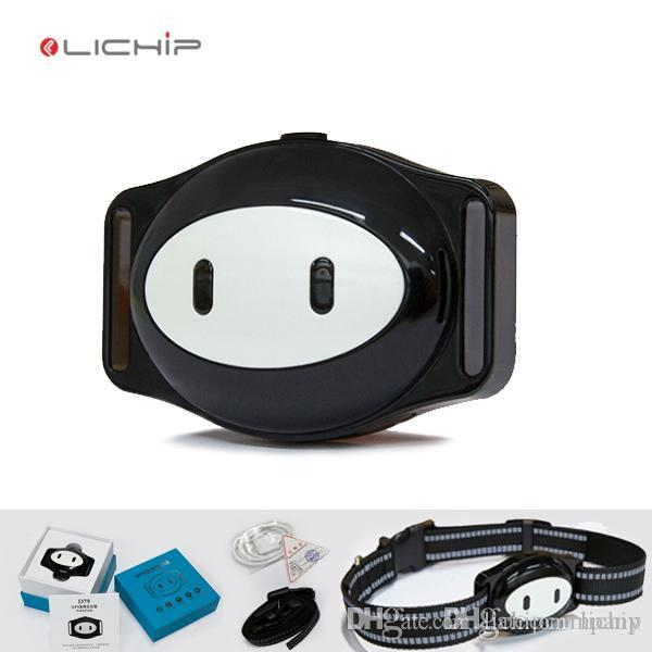 LICHIP L343 d69 d79 GPS tracker fitness collar small cheap tracking d68  pets horse animal cow bird cattle solar cat dog pets pet gps tracker