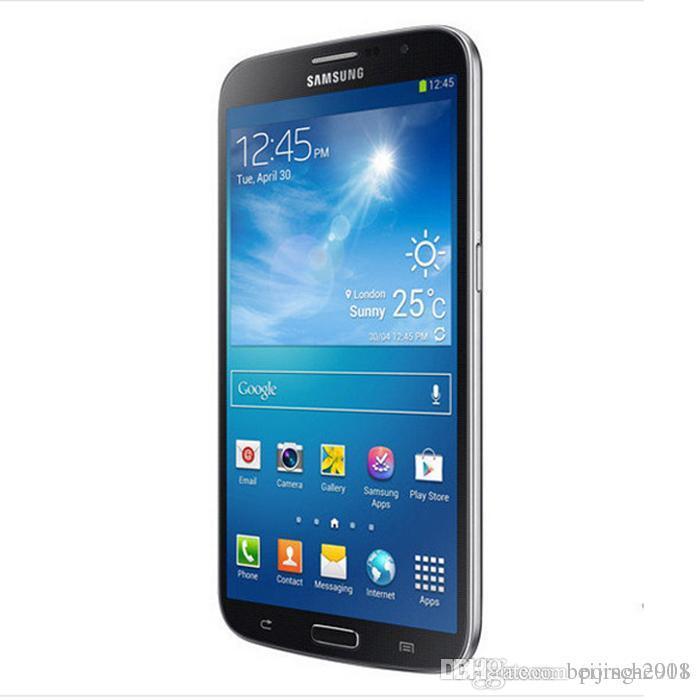 87b54542c1cd2 Интернет Магазин По Продаже Сотовых Телефонов 6.3 Дюймовый Samsung GALAXY  Mega I9200 Dual Core 1.5 ГБ + 16 ГБ Оригинальные Восстановленные Телефоны  ...