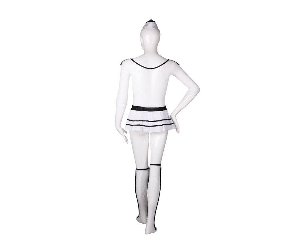 مضيفات الطيران دور لعب الملابس الداخلية جنسي ساخن جنس جوارب طويلة شفافة مجموعة ملابس داخلية مثيرة قبعة ازياء المثيرة النساء اللباس