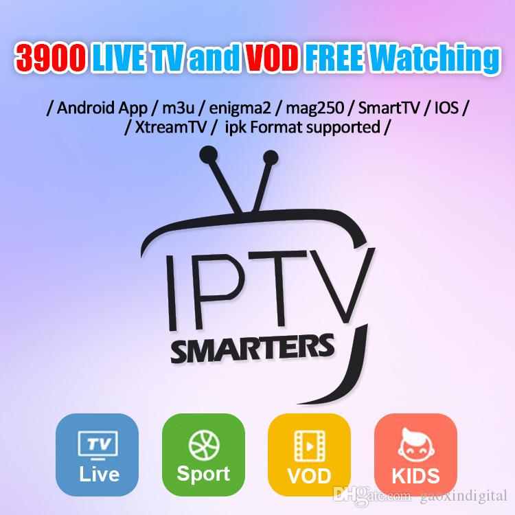 iptv covering 30 countries thousands TV Channels IPTV Subscription Code  Germany French Spanish Italy Arabic IPTV Smart Media Player