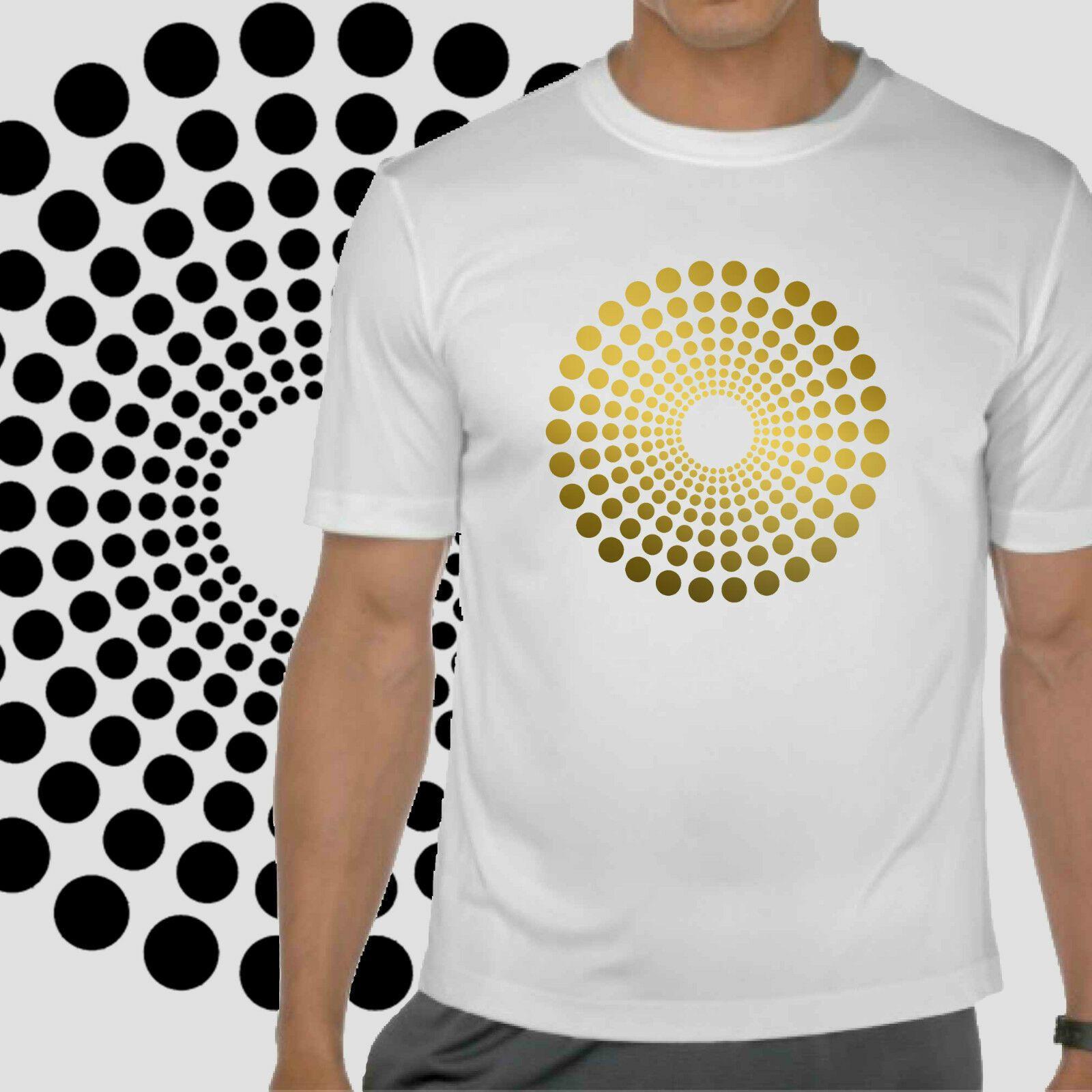 d0ebcb0da Mandala T shirt sacred geometry retor Tee geometric dot T beach festival T  shirt Men Women Unisex Fashion tshirt Free Shipping black