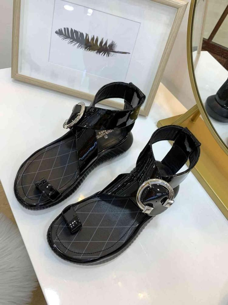 05540db17 2019 Newest Summer Fashion Women S Sandals Personality Original Design Shoes  Brand Quality Birkenstock Sandals Shoes For Women From Hotest9