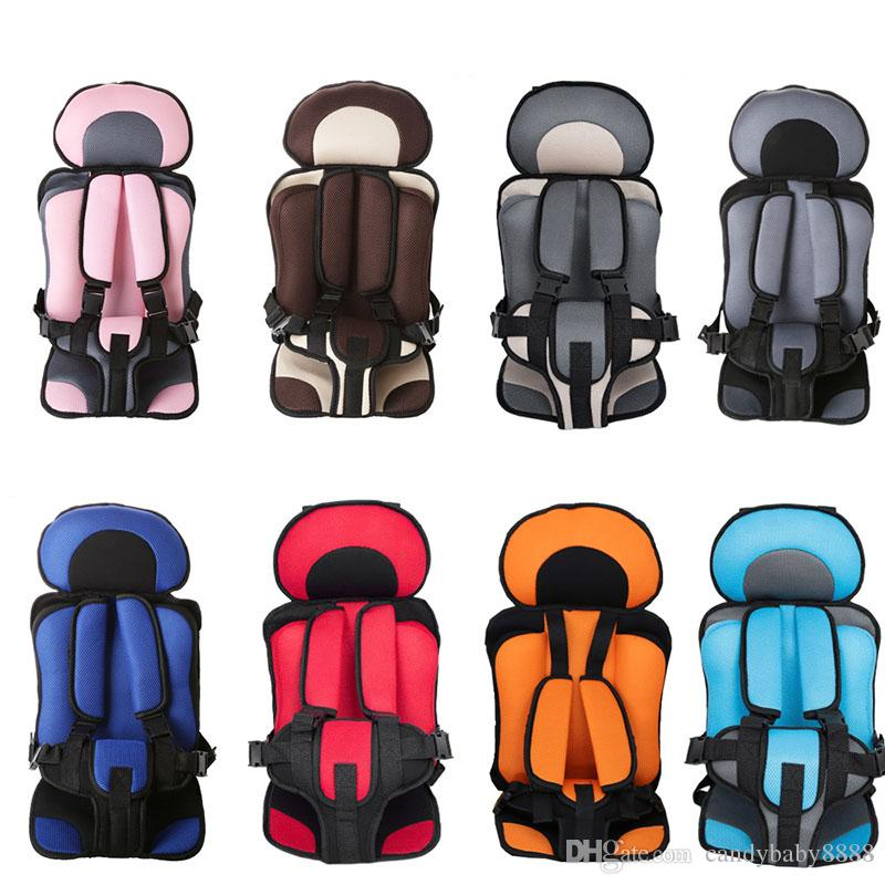 Children Seat Cushion Infant Safe Seat Portable Baby Safety Chairs Stroller Soft Cushion Thickening Sponge Kids Car Seats Pad fit 6-12T C932