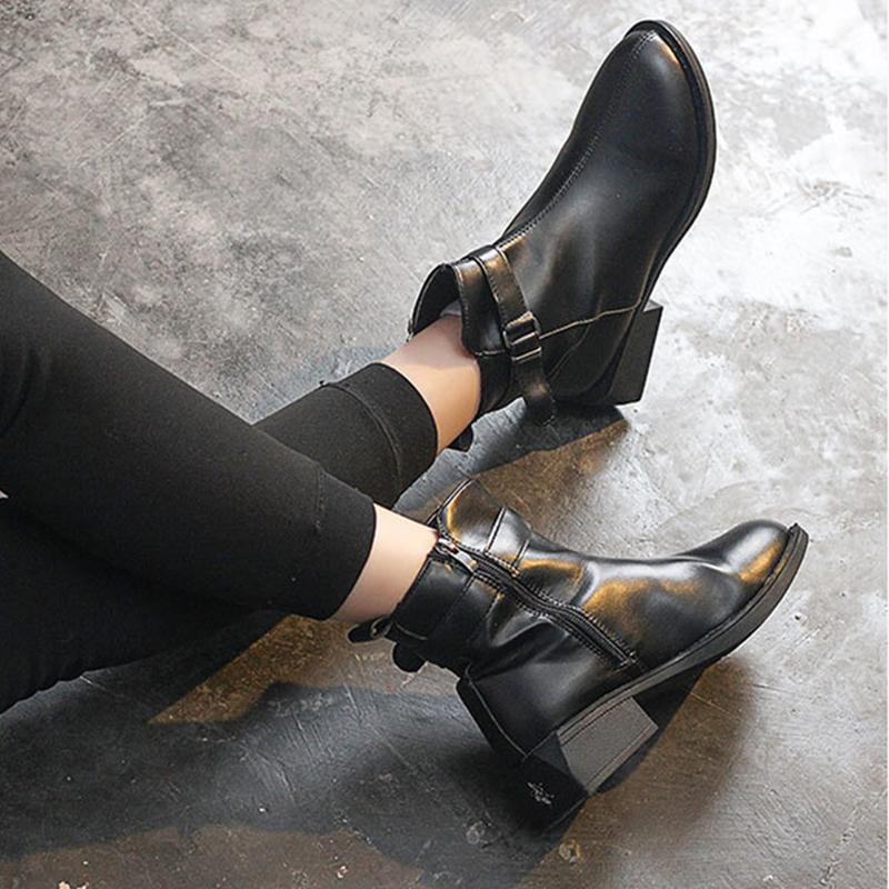 Großhandel Frauen Stiefel Neue Herbst Winter Mode Damen