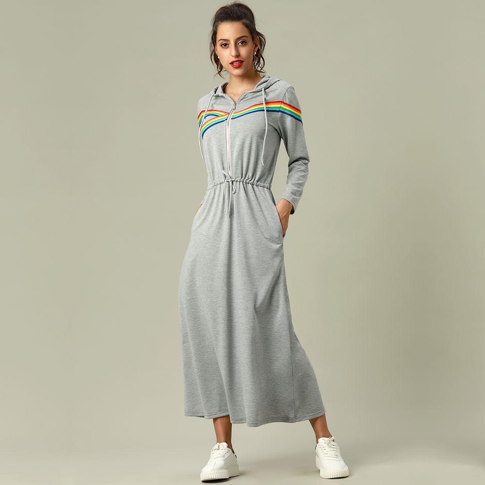 e0bf06c1aab Omen S Clothing Dresses Women Clothing Maxi Long Embroidery Dress Abaya  Kaftan Caftan Muslim Islamic Moroccan Dress Casual Sweatshirt Hoo.