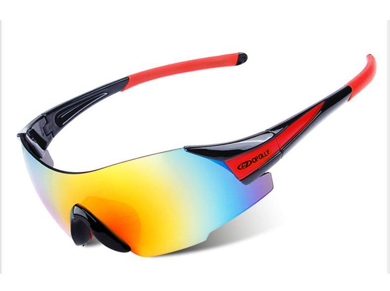 wholesale Colorful Bike Scooter Goggle Sunglasses Outdoor Ultraviolet-proof Transparent Lens For man woman Bicycle glasses r30