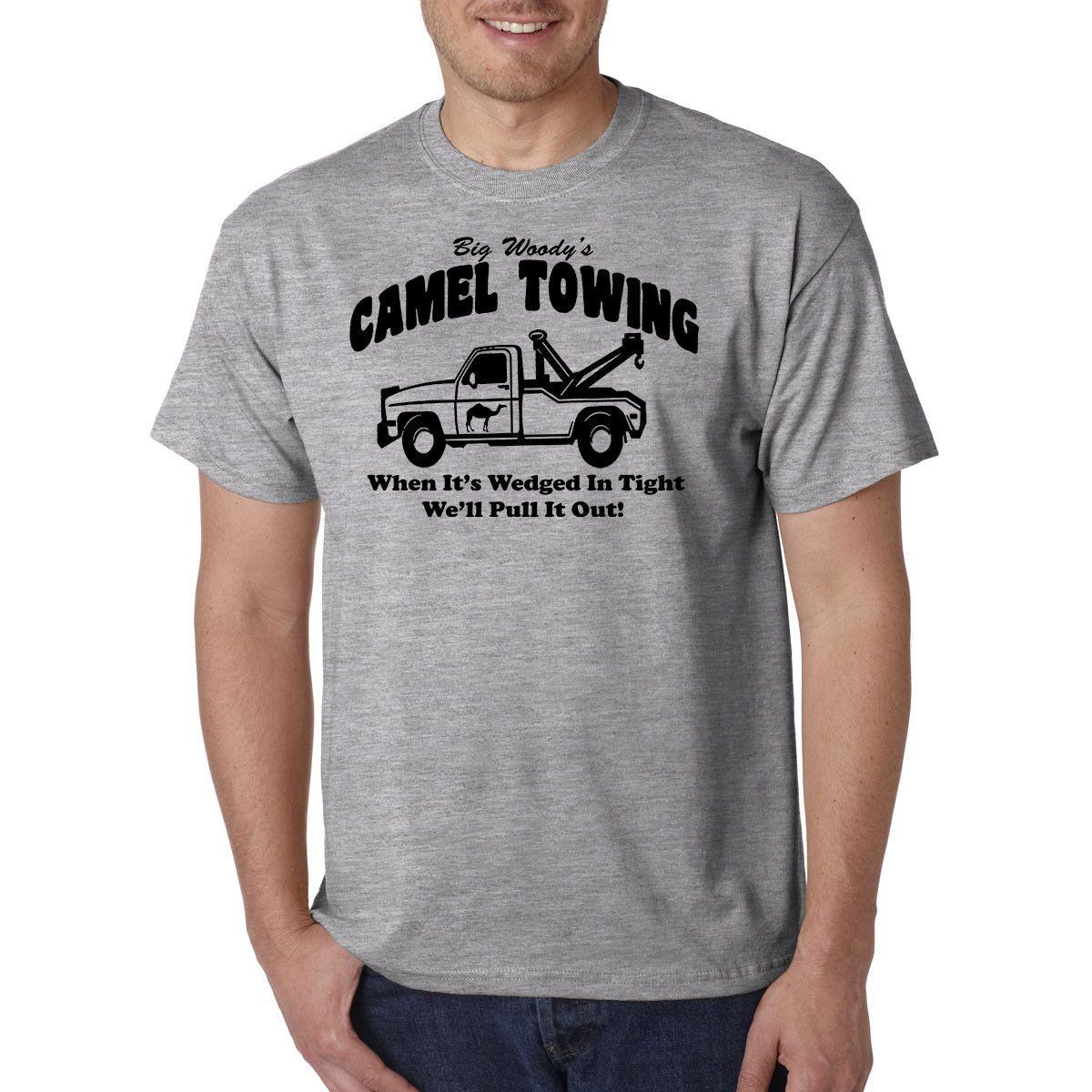 f4d9c1e61 Big Woody'S Camel Towing T Shirt Funny Trucker College Rude Humor Tee Toe  LOL Custom Printed Tshirt, Hip Hop Funny Tee, Mens Tee Shirts T Sirt T Shirt  Sites ...