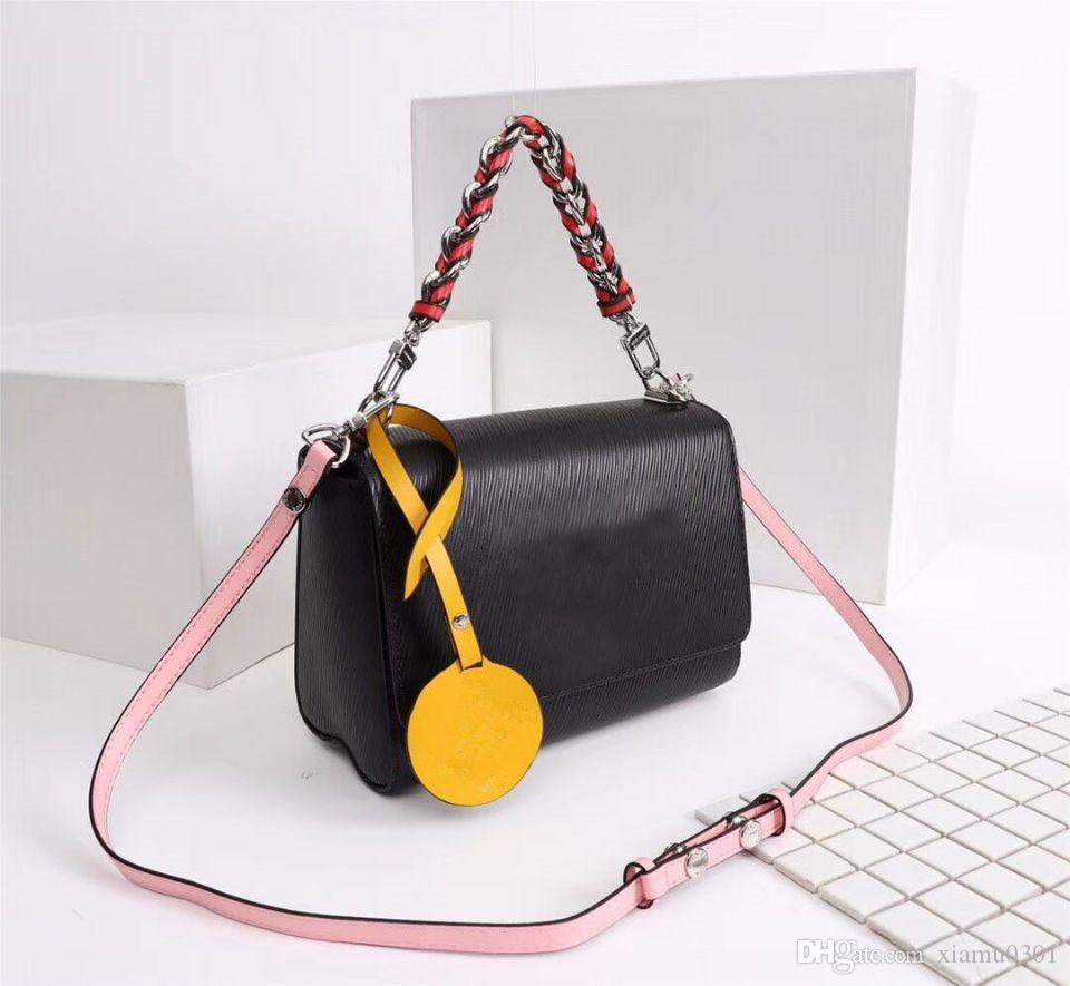 d5eea81d5e Bag Female Winter Han Edition 2018 New Simple All-purpose Matching ...