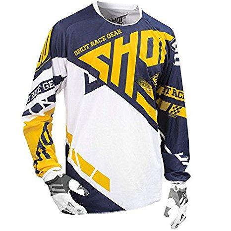 2019 Super Special Design Cross Jersey For Man Cool Mountain Shirt Cycling Bike Motocross Jersey Cycling Long Sleeve Clothing N