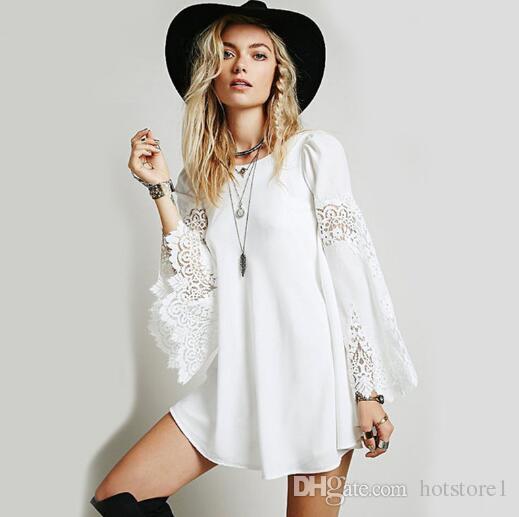 08638f4f0cd55 Large Size Women's Maternity Dress European And American Chiffon ...