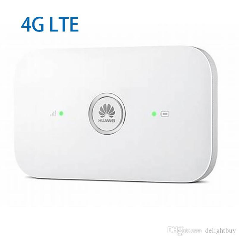 Modem-router Combos Computer & Office Smart E5573 New Original Unlocked Lte Fdd 150mbps 4g Pocket Wifi Router Hua Wei E5573bs-322