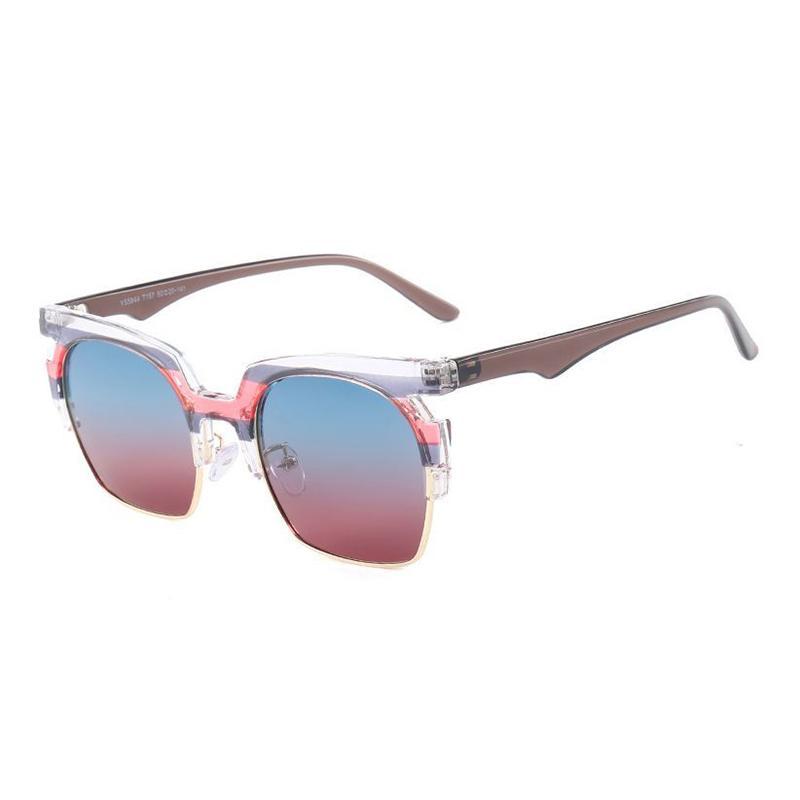 3982f945239b Cheap Adult Novelty Sunglasses Best Sunglasses Transparent Frame Mirror  Lenses