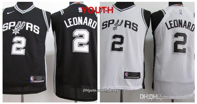 buy popular 3dd6c 31ba3 kawhi leonard spurs jersey