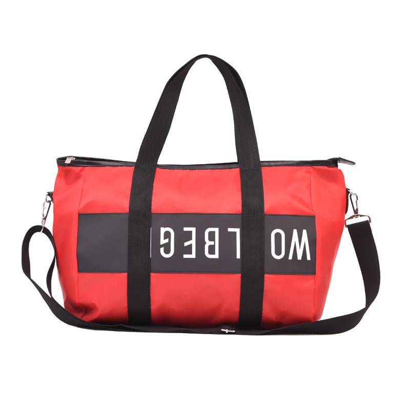 2af9ff9dbf Fashion Men Nylon Travel Bags High Quality Soft Bottom Ladies Large  Capacity Duffle Bag Women Weekend Outdoor Trip Luggage Bag Beach Bags  Laptop Backpack ...