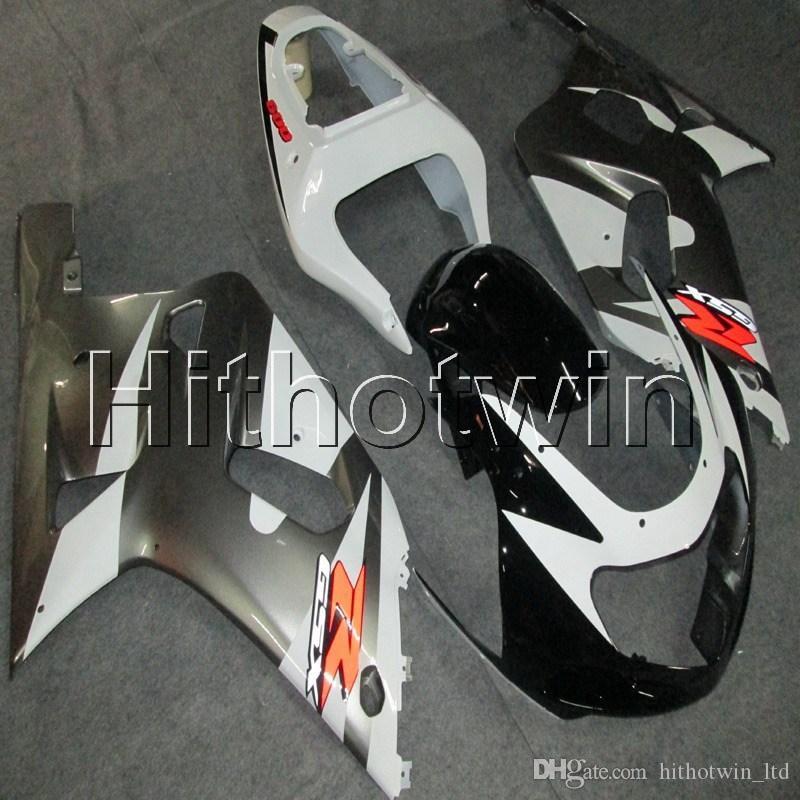 Black Glossy INJECTION Fairing Kit Fit Set  CBR1000RR 2006-2007 132 B4
