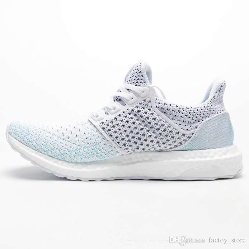 design de qualité 7704d f4dc3 Parley x 2019 Ultra Boost LTD Chaussures Clima Missoni Ultra BOOST 4 UB  Homme Femme PK Chaussures ultraboost OG Multicolore Chaussures blanches  Taille ...