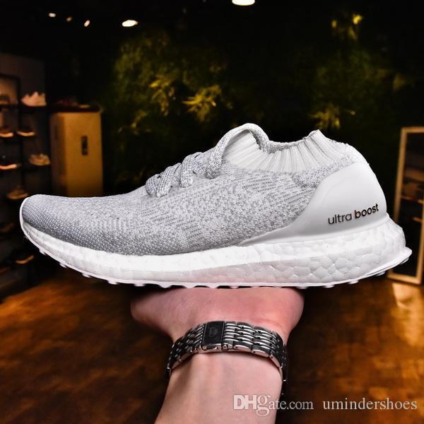 21e0efd9c692 Shop Ultra Boosts Uncaged At DHgate. 2019 UltraBoost Comfortable From Toe  To Heel. Primeknit   Ultra Boosts Materials Make For Light Canada 2019 From  ...
