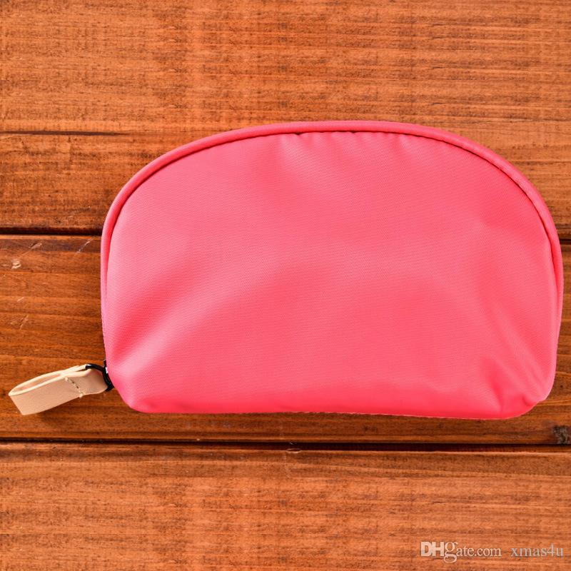 Wholesale New Arrival fashion design women wash bag large capacity cosmetic bags makeup toiletry bag Pouch travel bags DHL free shipping