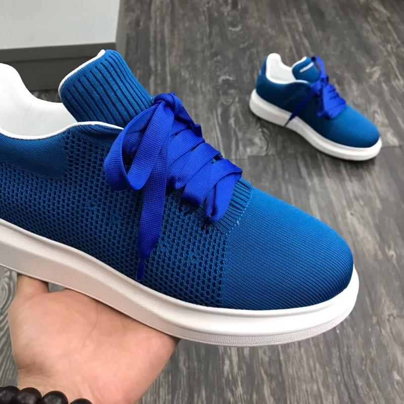 2019 new designer men's casual shoes high quality, men's and women's fashion party platform shoes velvet casual shoes