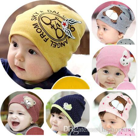 6189d836e9f Baby Hat Newborn Baby Cap Warm Crochet Beanie For Winter Toddler Boy Girl Kids  Hat Winter Newborn Photography Props Accessories Black Baseball Cap Knitted  ...