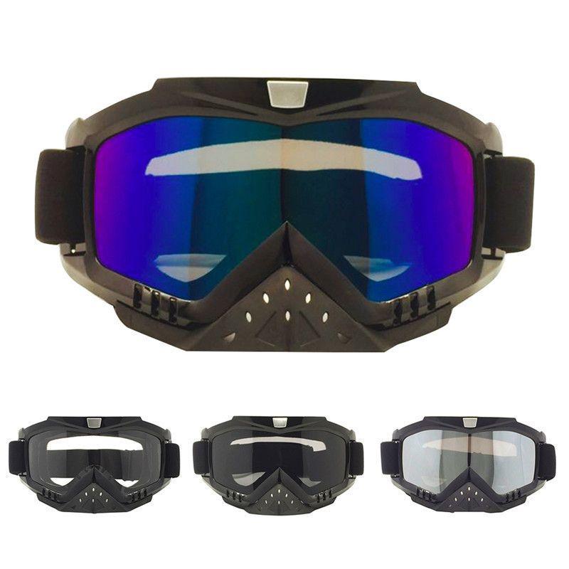 Compre Óculos De Esqui Dos Homens UV400 Lente Grande Máscara De Esqui Óculos  De Esqui Snowboard Óculos De Inverno À Prova De Vento Equipamentos De  Proteção ... d319eda113