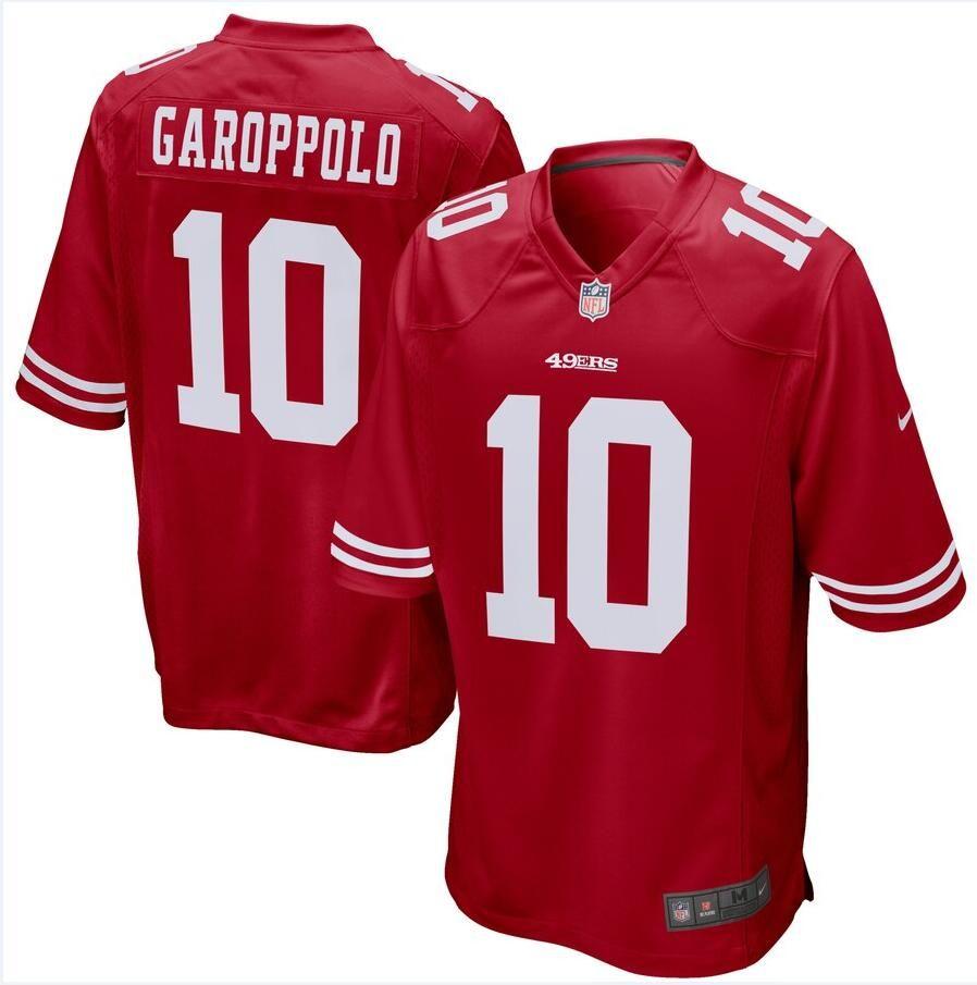 2228e3099 2019 Nick Bosa George Kittle 49ers Jersey Jimmy Garoppolo Jalen Hurd Tim  Harris Kaden Smith Custom American Football Jerseys 4XL 5XL 6XL Discount  From Fr777 ...