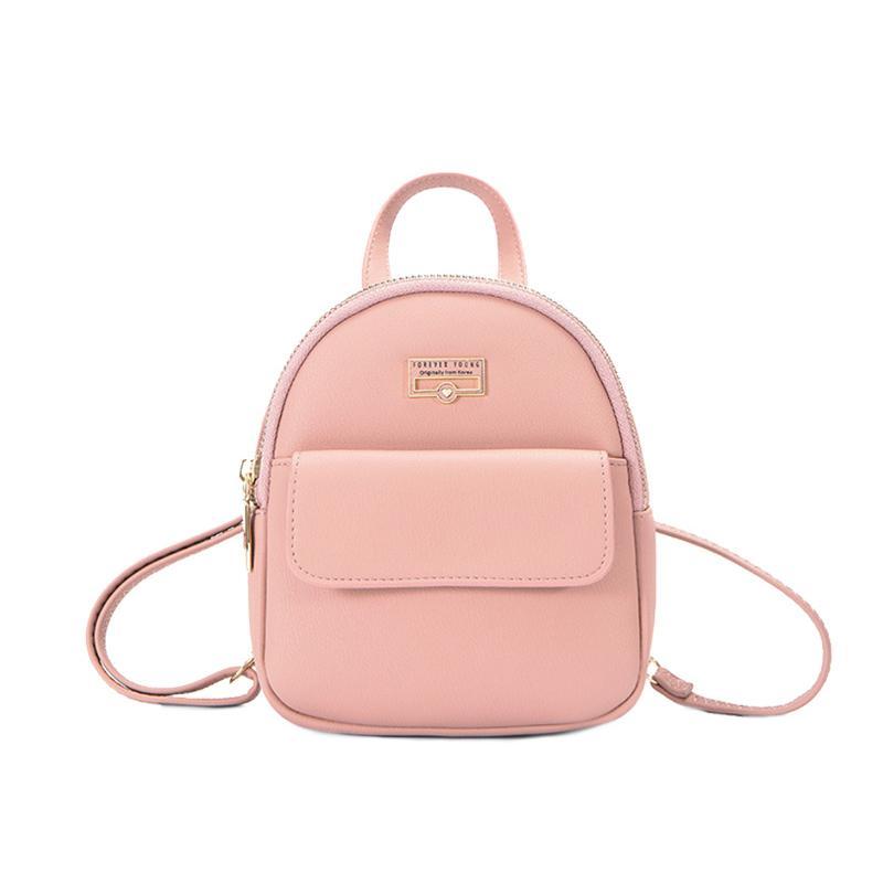 7e52f1414eb6 2019 Mini Multi Function Small Backpack Female Ladies Shoulder Bag Girl  Purse New Designer Fashion Women Backpack Camo Backpack Batman Backpack  From Heheda3 ...