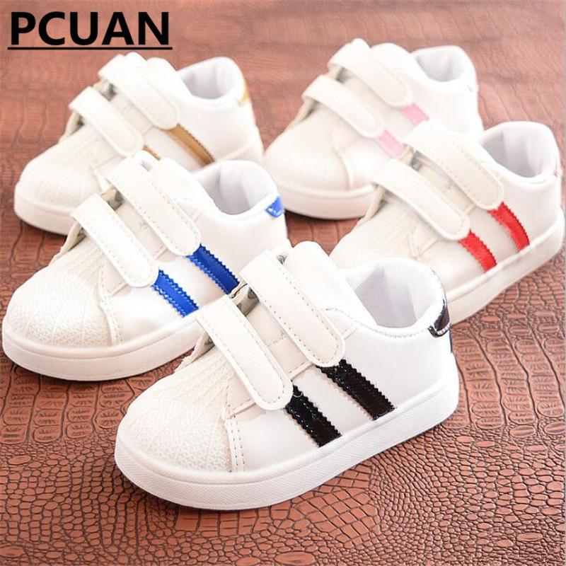 535e4687ba25 Children Shoes Girls Boys Sport Shoes Antislip Soft Bottom Kids Baby ...