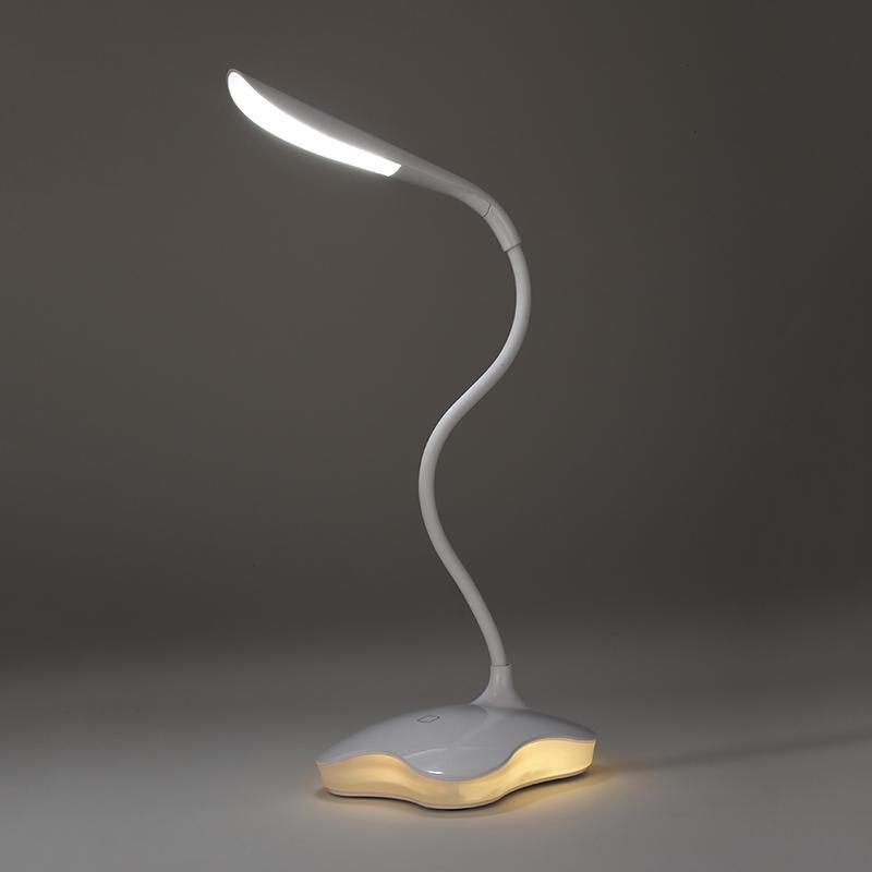 Lampen & Schirme 1 Stück Wiederaufladbare 5 Watt Led Tisch Schreibtisch Lampe 3 Ebene Dimmbare Touch Sensor Einstellbare Helligkeit Usb Eye-schutz Nacht Licht Licht & Beleuchtung