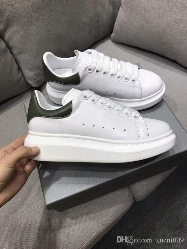 2019 New wholesale Metallic Women Mens casual shoes Sports Designer Luxury Shoes For Men Sneakers Brand Trainers gp18121232