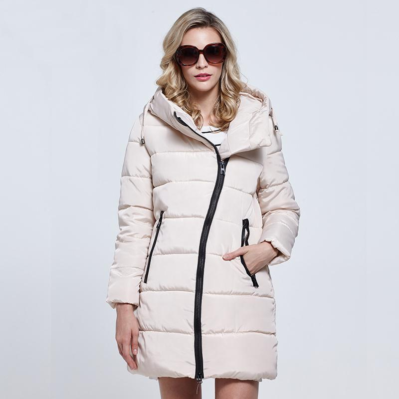 a58a8d0622d 2019 2016 Winter Jacket Women Spring Jacket Women Winter Coat Warm Outwear  Padded Cotton Coat Womens Clothing High Quality From Housecoat, $56.8 |  DHgate.
