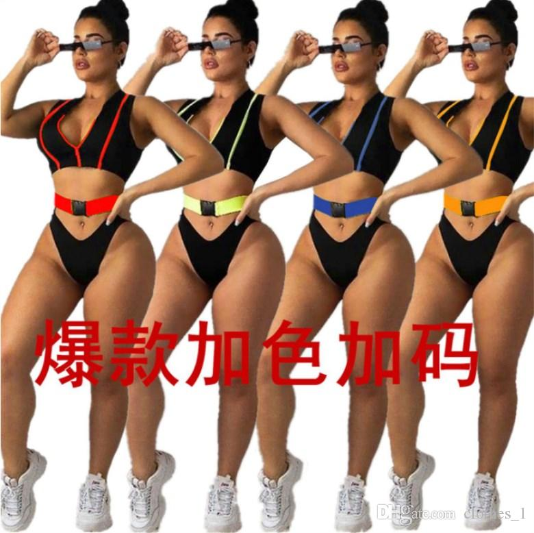 5f665225707d 2019 Wholesale Womens Bikini Fashion Swimwear Sexy Swimsuit Bathing Suit  Beachwear High Quality Summer Tankinis Hot Klw0718 From Clothes_1, $7.64 |  DHgate.