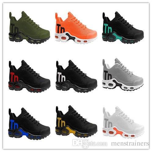 9a48785d9b 2019 Mercurial Tn Plus Men Running Shoes Zapatillas Hombre 270 Men ...