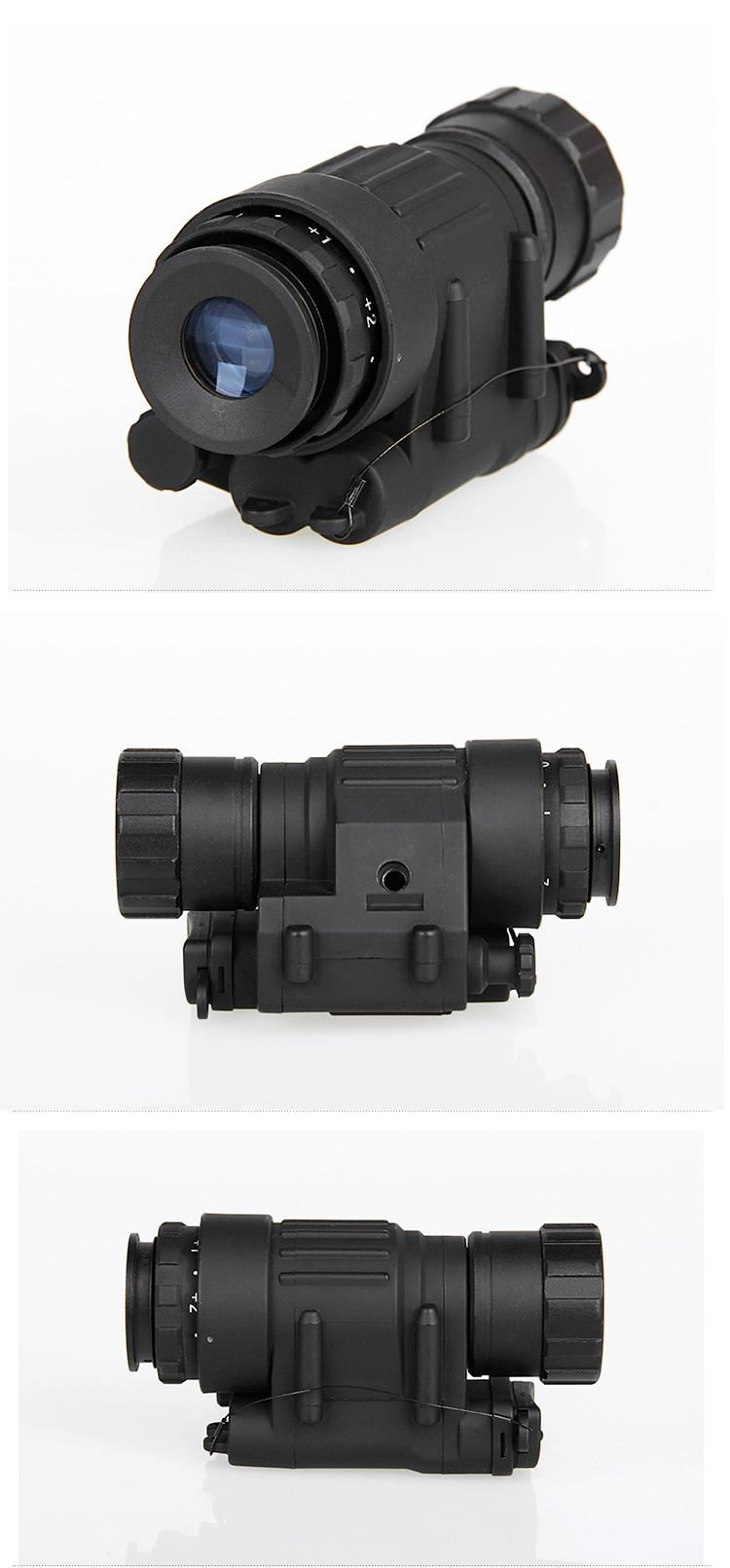 EagleEye New Design Óptica Digital Tactical Night Vision Scope para Caça Scope Wargame Frete Grátis Cl27-0008