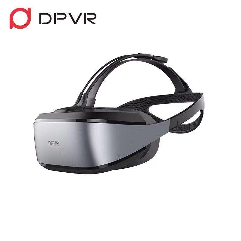 DeePoon E3 REAL 4K 3840*2160 Virtual Reality Headset VR Headset 3D VR  Glasses for PC Game With Video HD Giant Screen