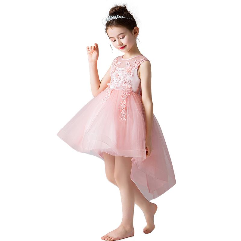179e29425819d 2019 2019 Flowers Girl Party Dress Kids Dresses For Girls Clothes Children  Mermaid Princess Dress Elegant Wedding Dress 3 10 12 Years From Lin_02, ...