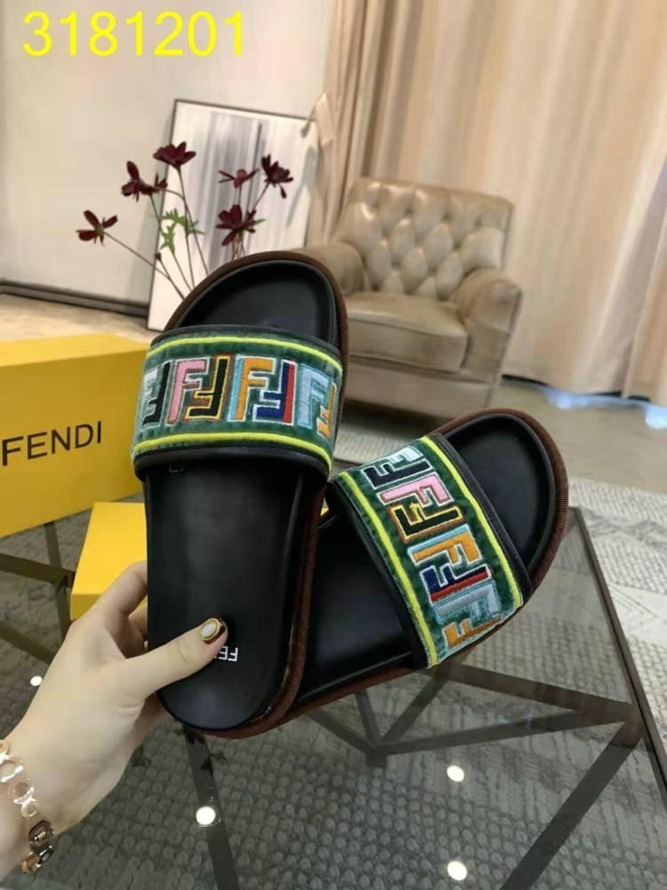 0b12b03ef 2019 Summer New Fashion Men And Women Slippers Exquisite And Best Quality  Original Design Flip Flops Green Shoes Ankle Boots For Women From Leefila