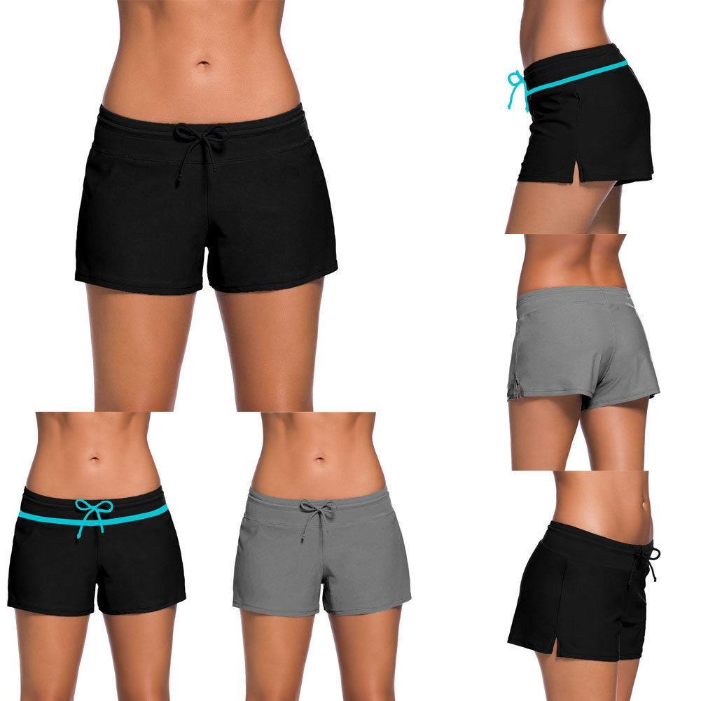 2019 Newest Hot Women S Surf Boardshorts Swim Board Shorts Sports Beach  Pants Plus Size UK 2019 From Yyliang 08e1199e3886