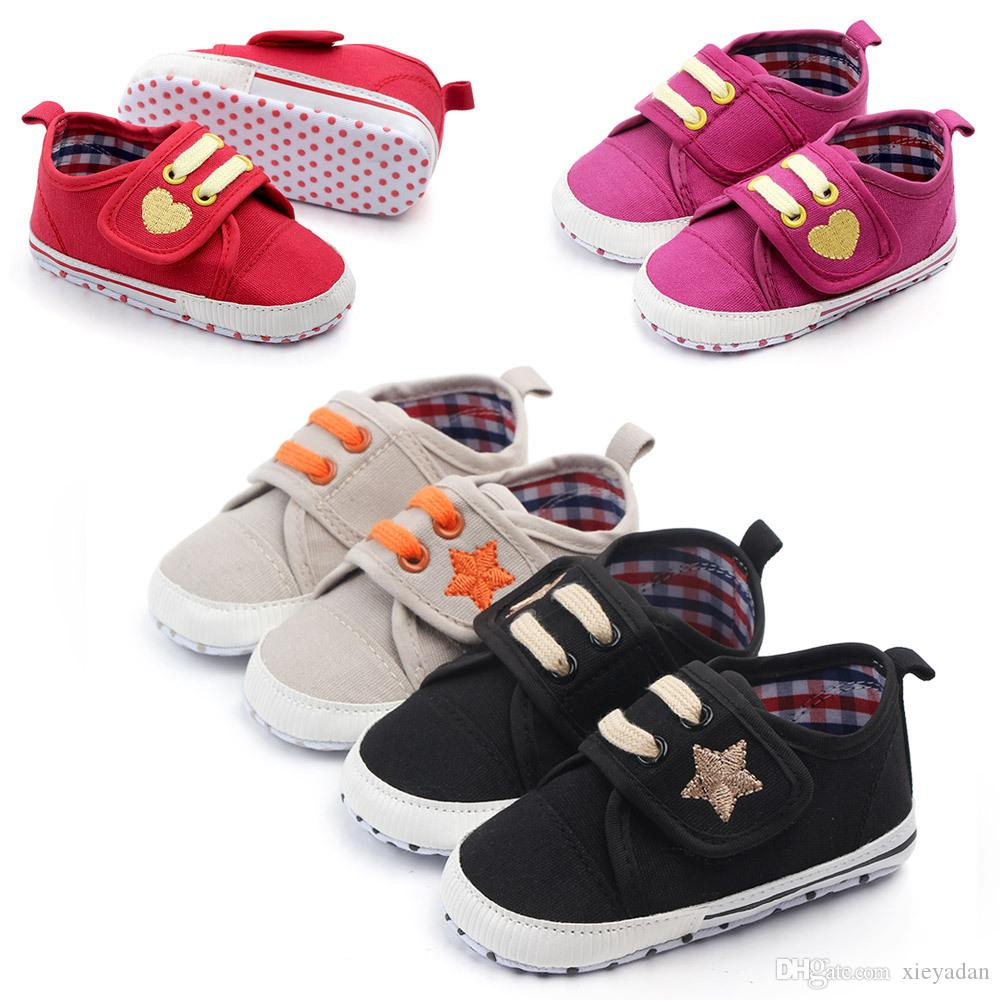74bcb53a11f68 2019 Baby Shoes Spring Autumn Toddler Anti Slip Cartoon Shoes For ...