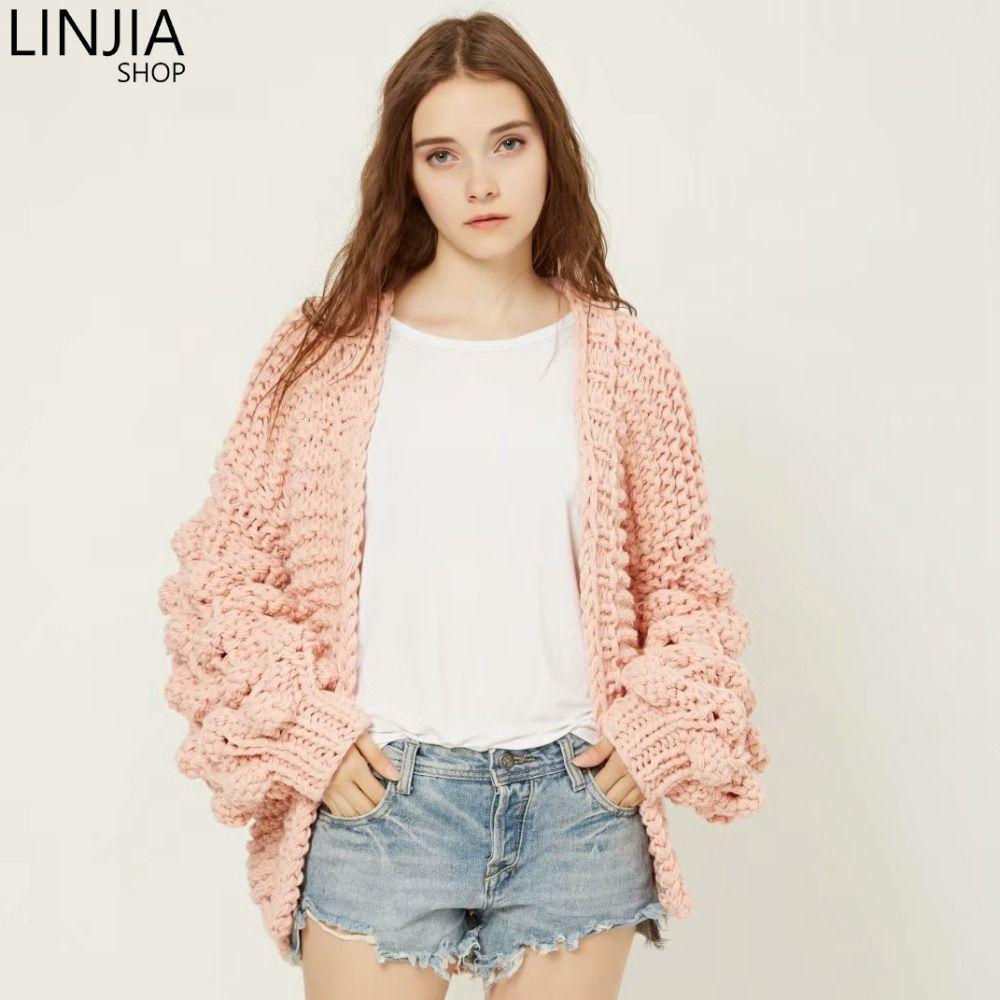 2019 Linjiashop Christmas Sweater Plus Size Pure Handmade Lantern
