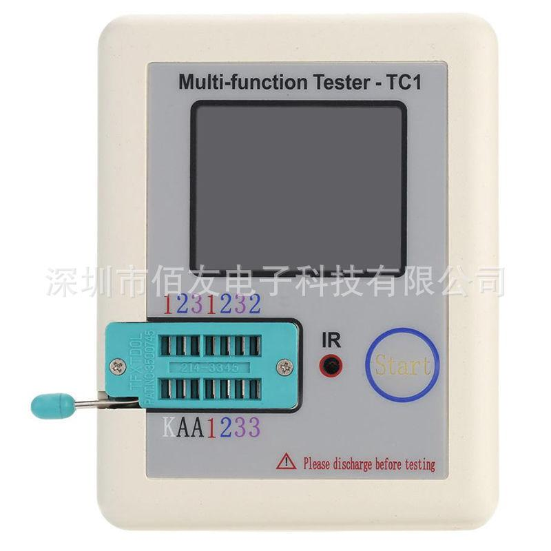 2019 multi function transistor tester lcr tc1 full color screen2019 multi function transistor tester lcr tc1 full color screen graphic display from huangchenxi20151112, $30 06 dhgate com