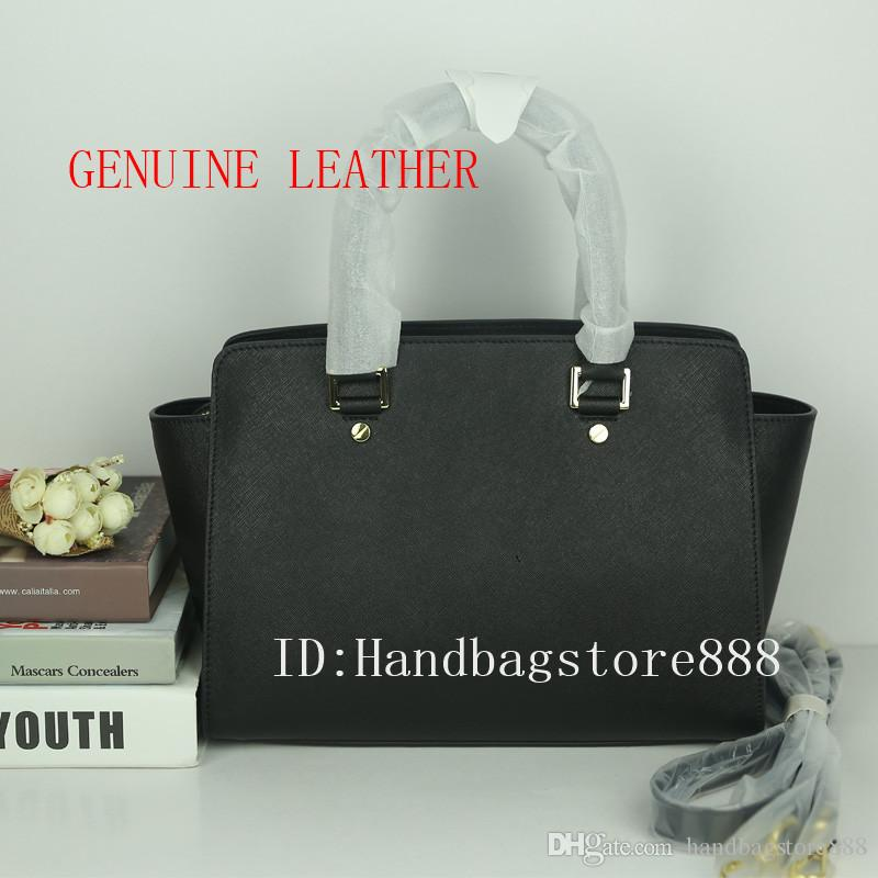 238551d93a AAA Women Famous Brand MICHAEL KALLY Handbags Lady Genuine Leather ...